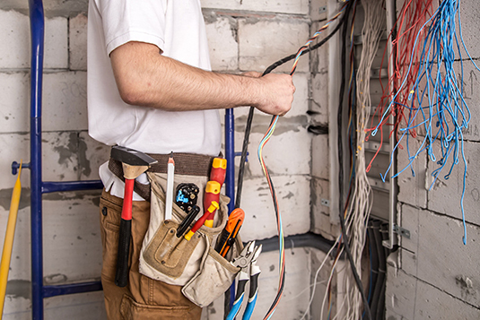 Electricians For Homes and Real Estate Agents